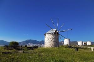Windmills of Bodrum