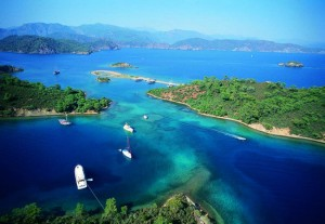 Yassıca Islands