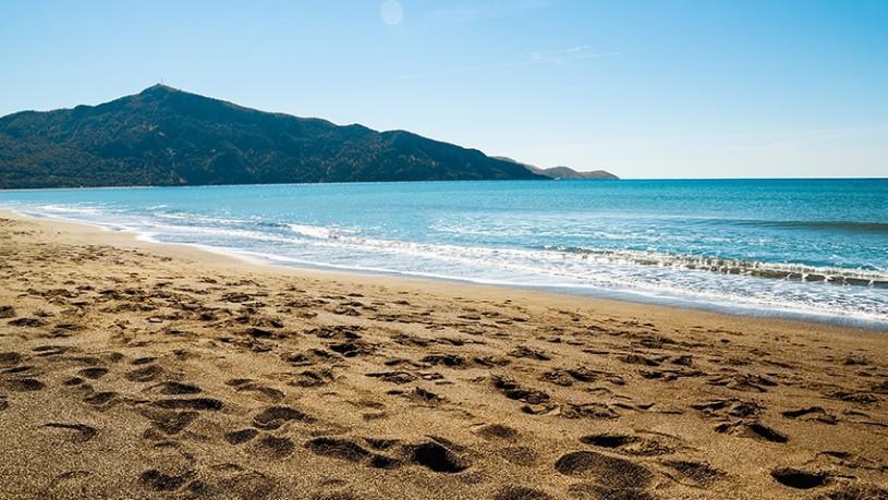 Dalyan Beach, Turkey