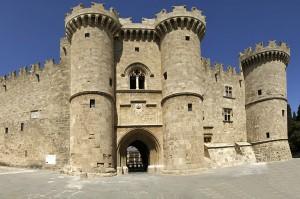 Rhodes Medieval Knights Castle