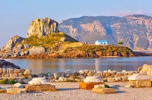 Kastri near Kos, Greece
