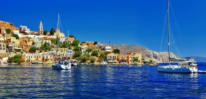 Symi Town, Gulet Cruise