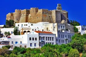 Monastery of St John in Patmos