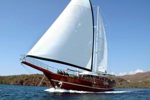 S Dogu on the Aegean