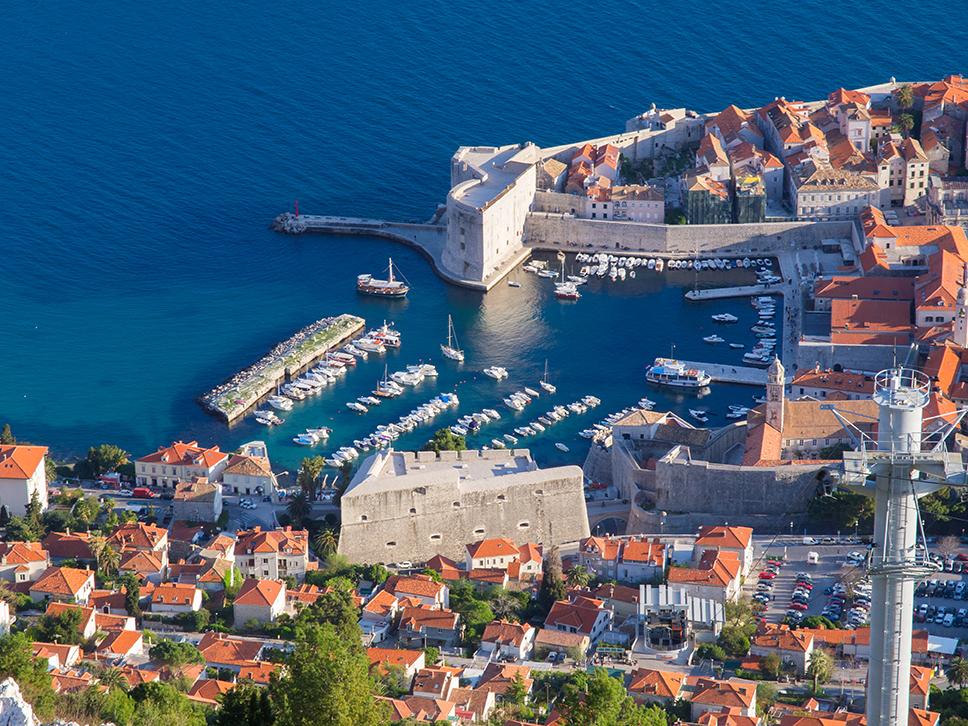 Dubrovnik Old Town - Gulet Escapes Croatia Cruise