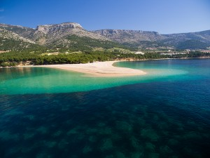 Zlatni Rat - Bol - Gulet Escapes Croatia Cruise