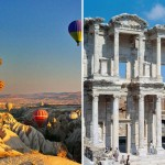 Cappadocia and Ephesus