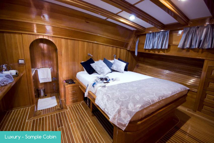 FlasVII_Sample Cabin on Luxury Cruise