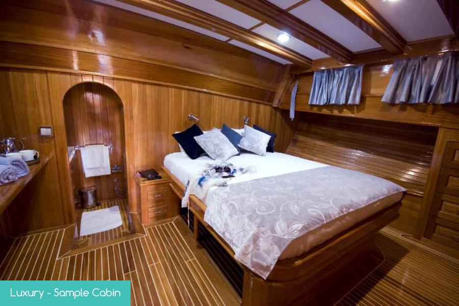 FlasVII_Sample Cabin on Luxury Cruise