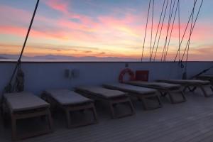 Galileo – sun – deck