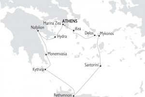 Classical Greece - Map