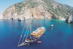 Jewels of the Cyclades - Day 1