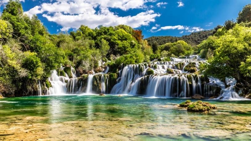 Croatia Krka River